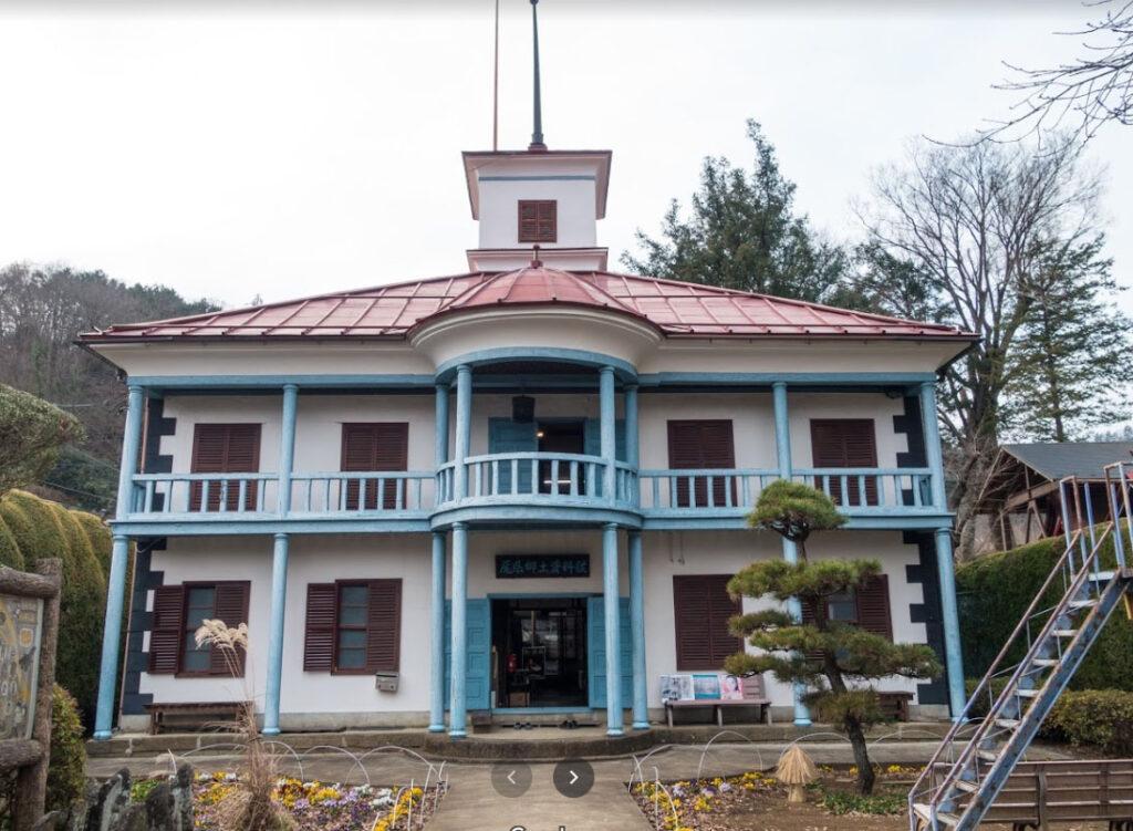 虹ノ村診療所のロケ地:尾県郷土資料館